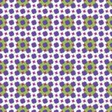 Purpurrotes Muster Lizenzfreie Stockfotografie