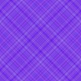 Purpurrotes Musterplaid lizenzfreie stockbilder