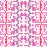 Purpurrotes Rosa des Illustrationsmuster-Hintergrundes Stockfotos