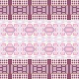 Purpurrotes Rosa des Illustrationsmuster-Hintergrundes Lizenzfreies Stockbild