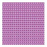 Purpurrotes und rosa abstraktes Design Stockfoto