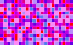 Purpurrotes und rosafarbenes Rasterfeld Lizenzfreie Stockfotos