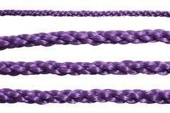 purpurt rep Royaltyfri Fotografi