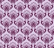 purpurt seamless för bakgrund Arkivfoton
