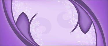 purpurt symmetriskt för bakgrund vektor illustrationer