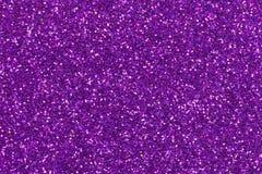 Purpury błyskotliwości tekstury tło obraz stock