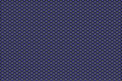 Purpury czerń wzoru tło z pentagonami Zdjęcia Stock