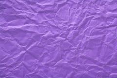 Purpury Papierowy tło Obraz Royalty Free