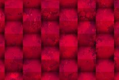 Purpury plamią z sześcianami Zdjęcie Stock