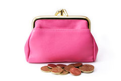 Purse Royalty Free Stock Image
