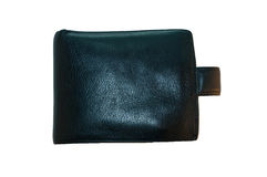 Purse. Isolated object. Purse close-up. Isolate white background stock photos