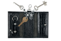 Purse for keys Stock Photography