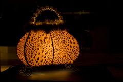 Purse Lamp Stock Image