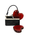 Purse with love Royalty Free Stock Images