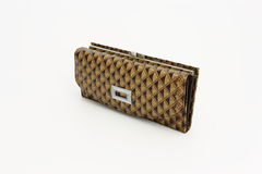 Purse for money royalty free stock photography