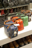 Purses colection Stock Photography