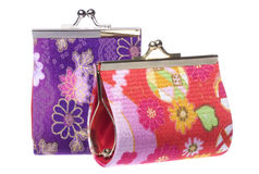 Purses Isolated Stock Image
