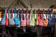 Purses for sale Stock Photography
