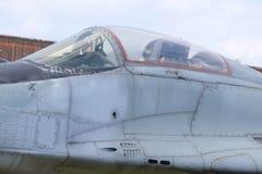 Pursuit plane. The image of a pursuit plane Stock Photos