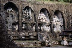 Puru Gunung Kawi Obraz Royalty Free
