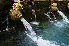 Puru Tirtha Empul Temple, Bali, Indonesia Stock Photography