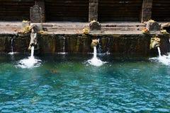 Puru Tirtha Empul Temple, Bali, Indonesia Royalty Free Stock Photography