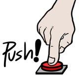 Push button Stock Photos