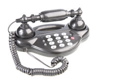 Push-button telephone Stock Photography
