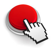 Push button Royalty Free Stock Photo