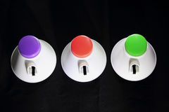 Push Buttons Stock Images