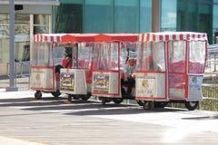 Push Carts Royalty Free Stock Image