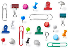 Push pin Stock Image