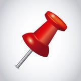 Push pin Stock Images