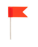 Push pins flags Royalty Free Stock Photography