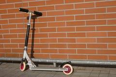 Push Scooter Stock Photo