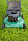 Push Style Lawn Mower Royalty Free Stock Image