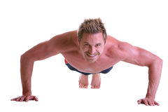 Push-up Royalty Free Stock Photos