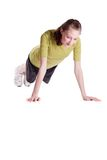 Push Ups Royalty Free Stock Images
