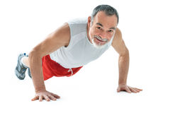 Push-ups Stock Photos