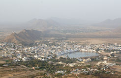 Pushkar Stockfoto