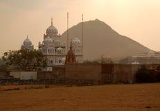 Pushkar, Ajmer, Rajastan, Индия Стоковое Фото