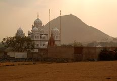 Pushkar, Ajmer, Rajastan, la India Foto de archivo