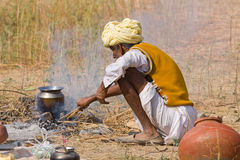 Pushkar Camel Mela (Pushkar Camel Fair) Stock Photography