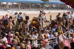 Pushkar Camel Mela ( Pushkar Camel Fair ) Royalty Free Stock Images