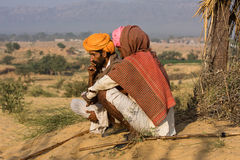 Pushkar Camel Mela ( Pushkar Camel Fair ) Stock Images