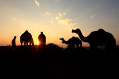 Pushkar Fair stock photo