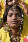 Pushkar Fair ( Pushkar Camel Mela ) Rajasthan, India Royalty Free Stock Photography