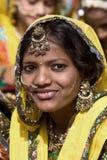 Pushkar Fair ( Pushkar Camel Mela ) Rajasthan, India Royalty Free Stock Image