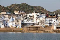 Pushkar - famous worship place in India Stock Image