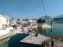 Pushkar, Rajasthan, India royalty free stock image